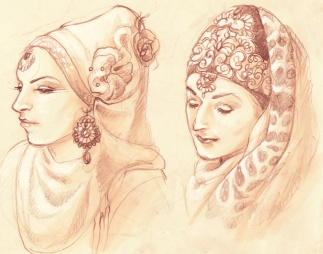 2_Arab_Heads